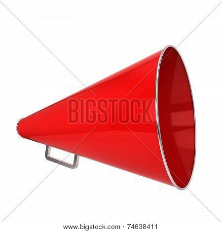Red Bullhorn