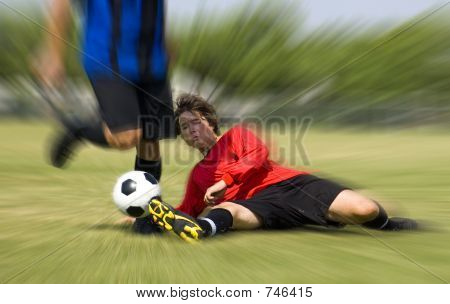 Fútbol - Tackle!