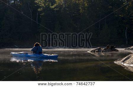 Early Morning Kayaking