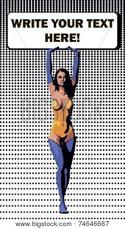 Comics Woman