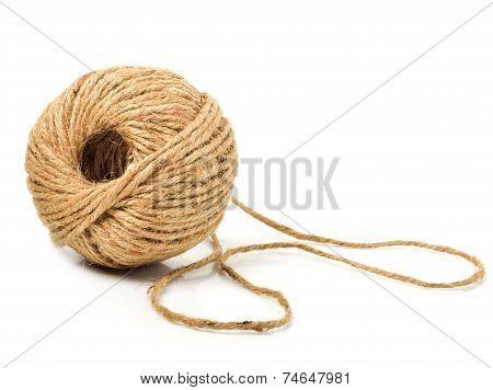 Spool Of Thread Isolated