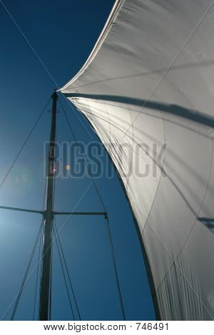 Sail in the sky