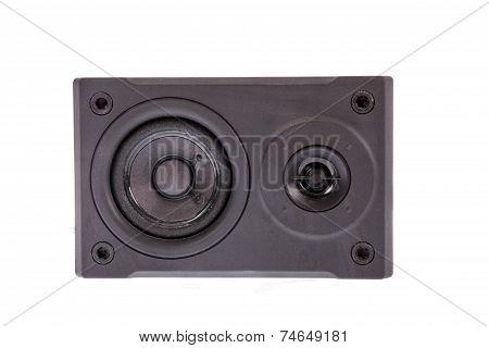 Photo Of Black  Audio Speaker,