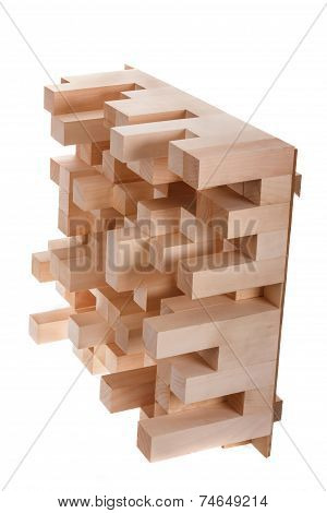 Photo Of Skyline Wooden Music Diffusor