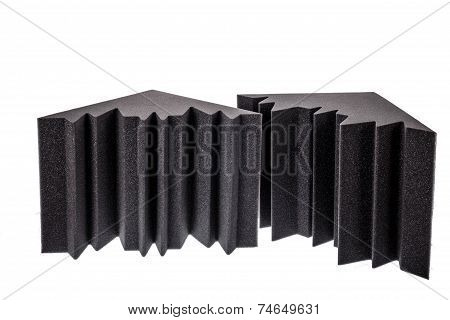 Professional Studio Insulation Material And  Noise Isolation
