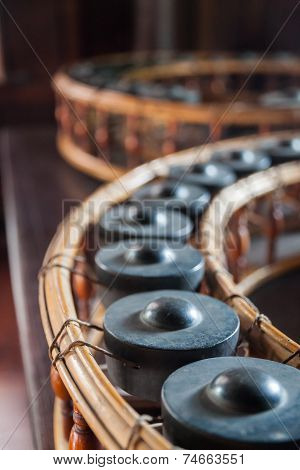 Gong, Thai traditional musical instrument