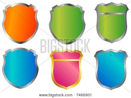 Plaques, badges & shields