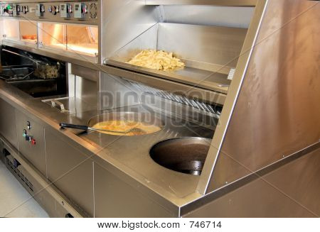 Commercial Chip Shop Fryer