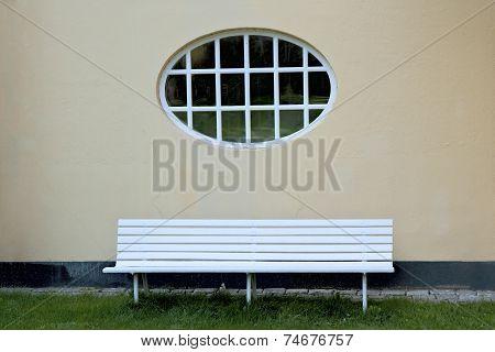 Bench Under The Window