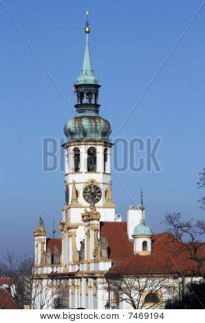 Baroque Pilgrimage Church Loreta