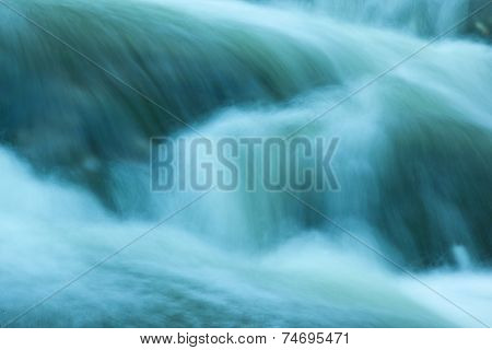 Clean Spring Creek Close-up