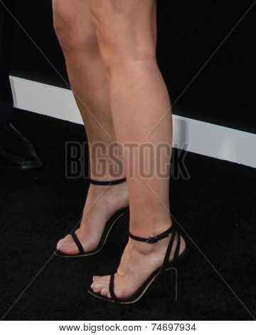 LOS ANGELES - OCT 26:  Jess Weixler at the