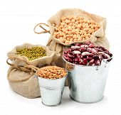 stock photo of mung beans  - chick - JPG