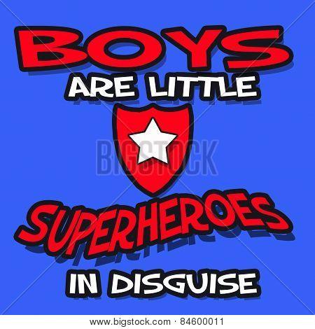 Superheroes background