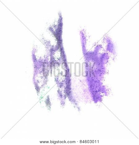 Abstract watercolor background gray,purple for your design insul