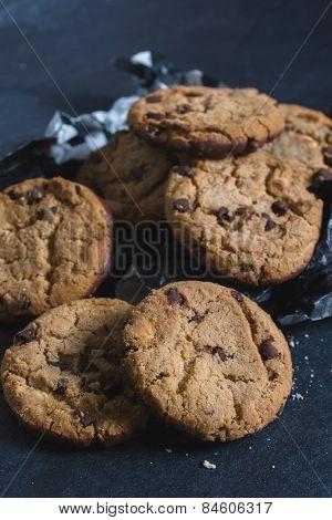 Homeade Chip Cookies