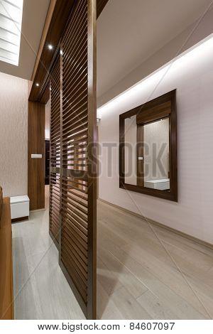 Modern Anteroom Interior