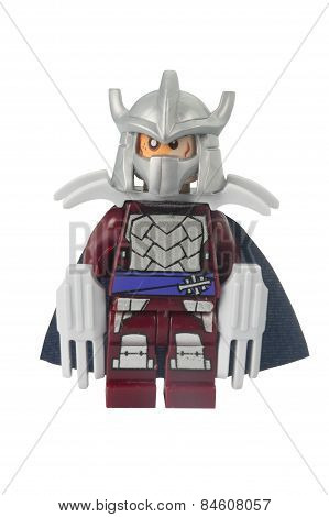 Shredder Minifigure