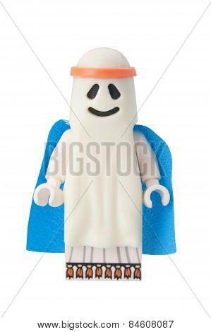 Ghost Vitruvius Lego Minifigure