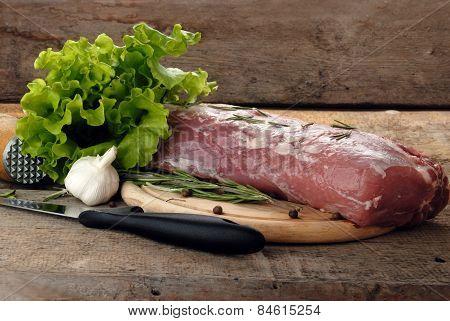 Raw Meatraw Meatraw Meat