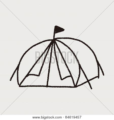 Doodle Tent