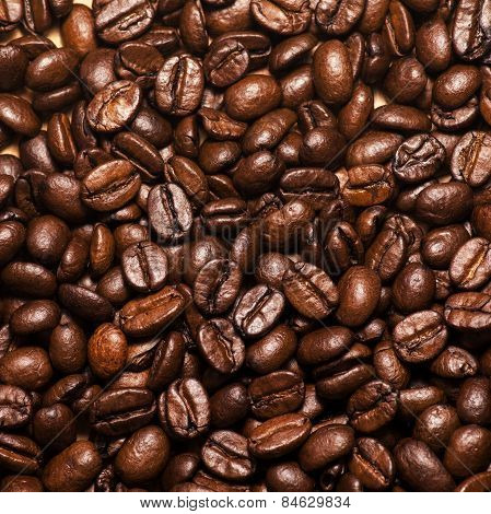 Many Roasted Coffee