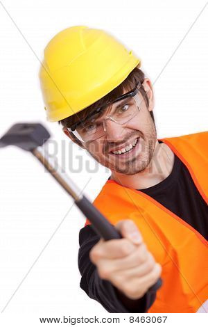 Angry Carpenter