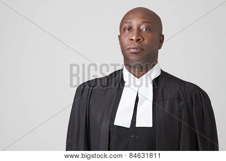 African American Judge