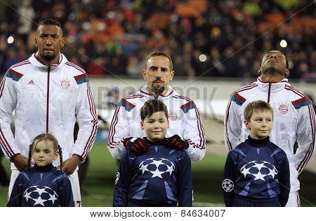 Fc Bayern Munich Players