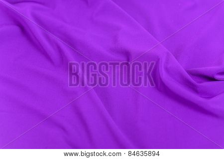 Lilac Texture Of Upholstery Textile