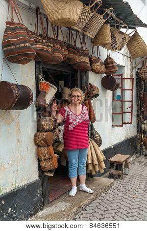 Exotic handmade bags in Kenya. Africa