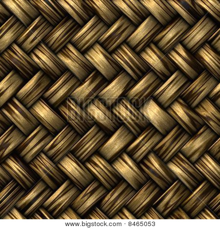 Wicker Basket Weave