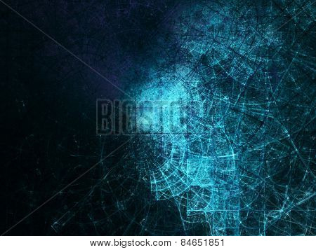 Abstract dark mood background