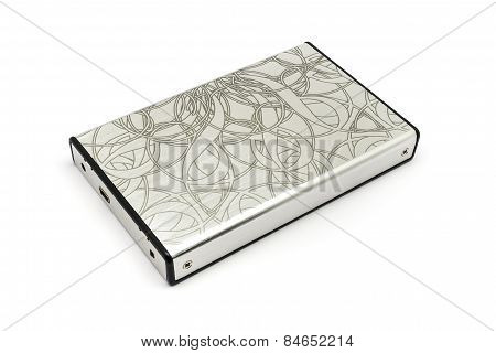 Aluminum External Hard Drive Case