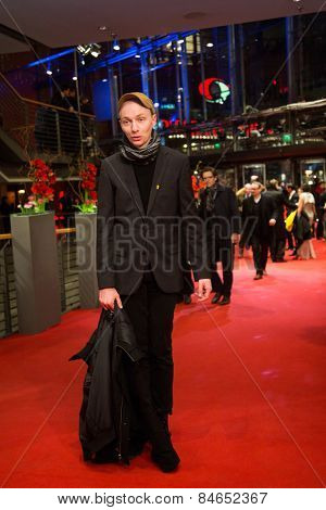 BERLIN, GERMANY - FEBRUARY 14: Dietrich Brueggemann  attend the Closing Ceremony of the 65th Berlinale International Film Festival on February 14, 2015 in Berlin, Germany.