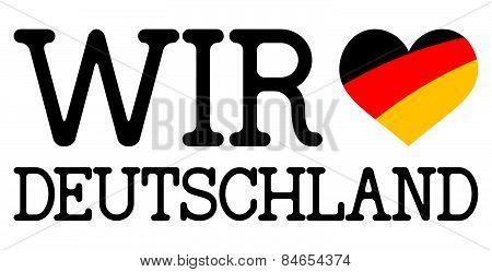We Love Germany