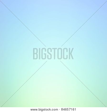 Soft Pastel Colored Abstract Background