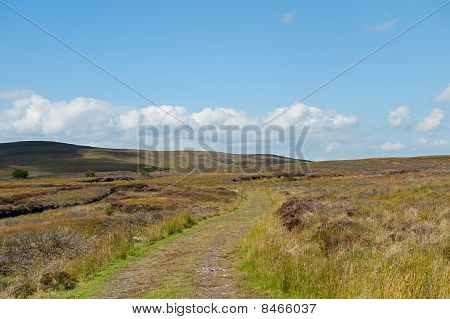 View On The Fermanagh County