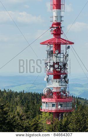 Big transmitter