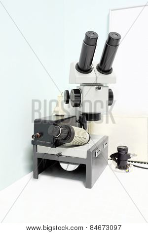 The image of optical device