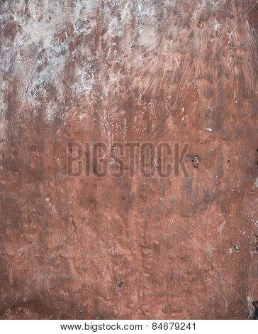 Grunge old damaged street aged cement wrecked rusty rough stone city wall background texture