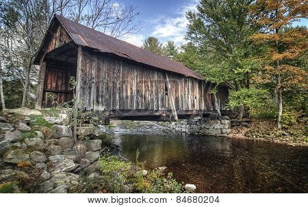 Turkey Jim's Covered Bridge