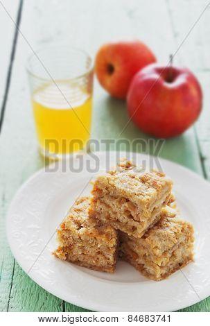 Slices Of Apple Pie