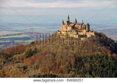 Castle Hohenzollern - Germany