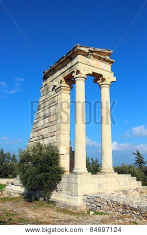 Temple Of Apollo Hylates, Cyprus