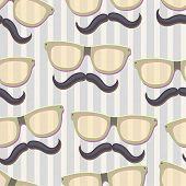 picture of nerd glasses  - Nerd glasses - JPG