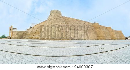 The Fortress Of Bukhara