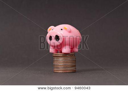 Objetivo financiero concepto imagen