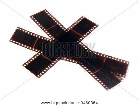 Old filmstrips