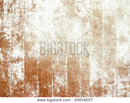 Weathered wood texture with old planks in grunge style
